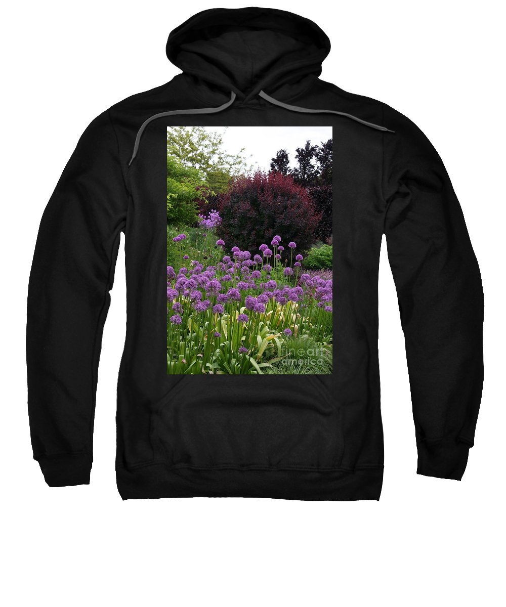 Spring Sweatshirt featuring the photograph Springcolors by Christiane Schulze Art And Photography