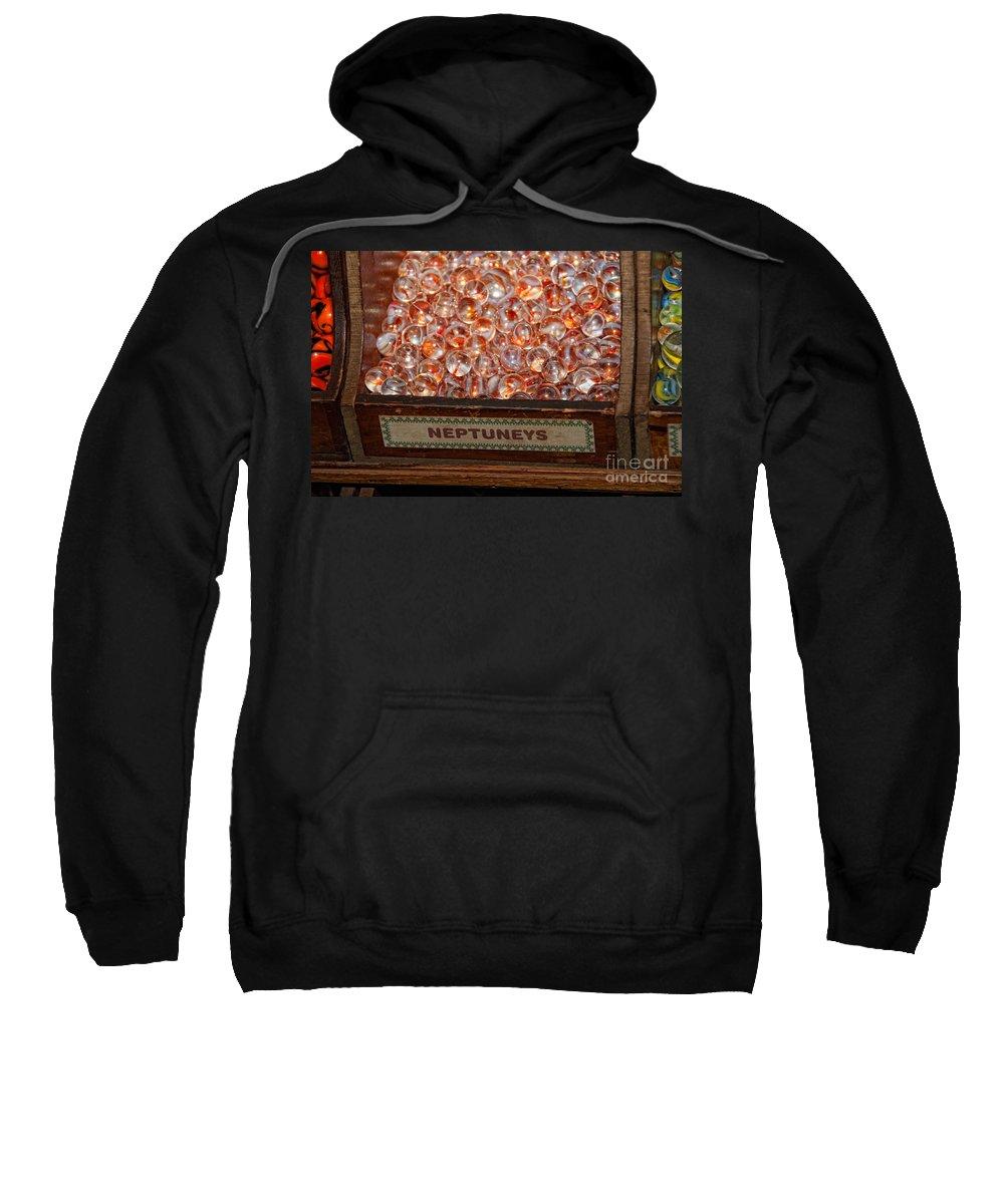 Allies Sweatshirt featuring the digital art Old Town San Diego by Carol Ailles