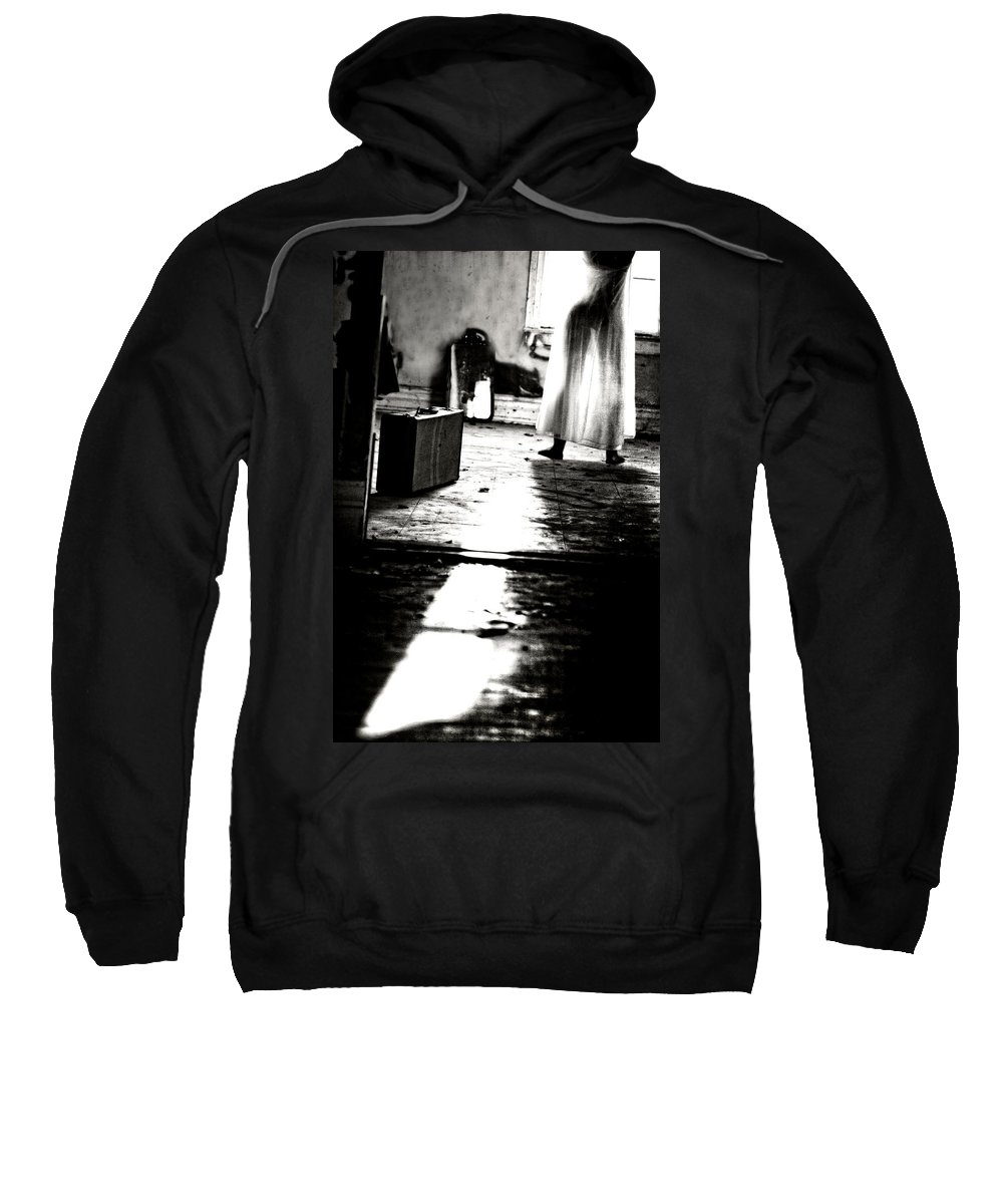 Nude Sweatshirt featuring the photograph A New Look by Everet Regal