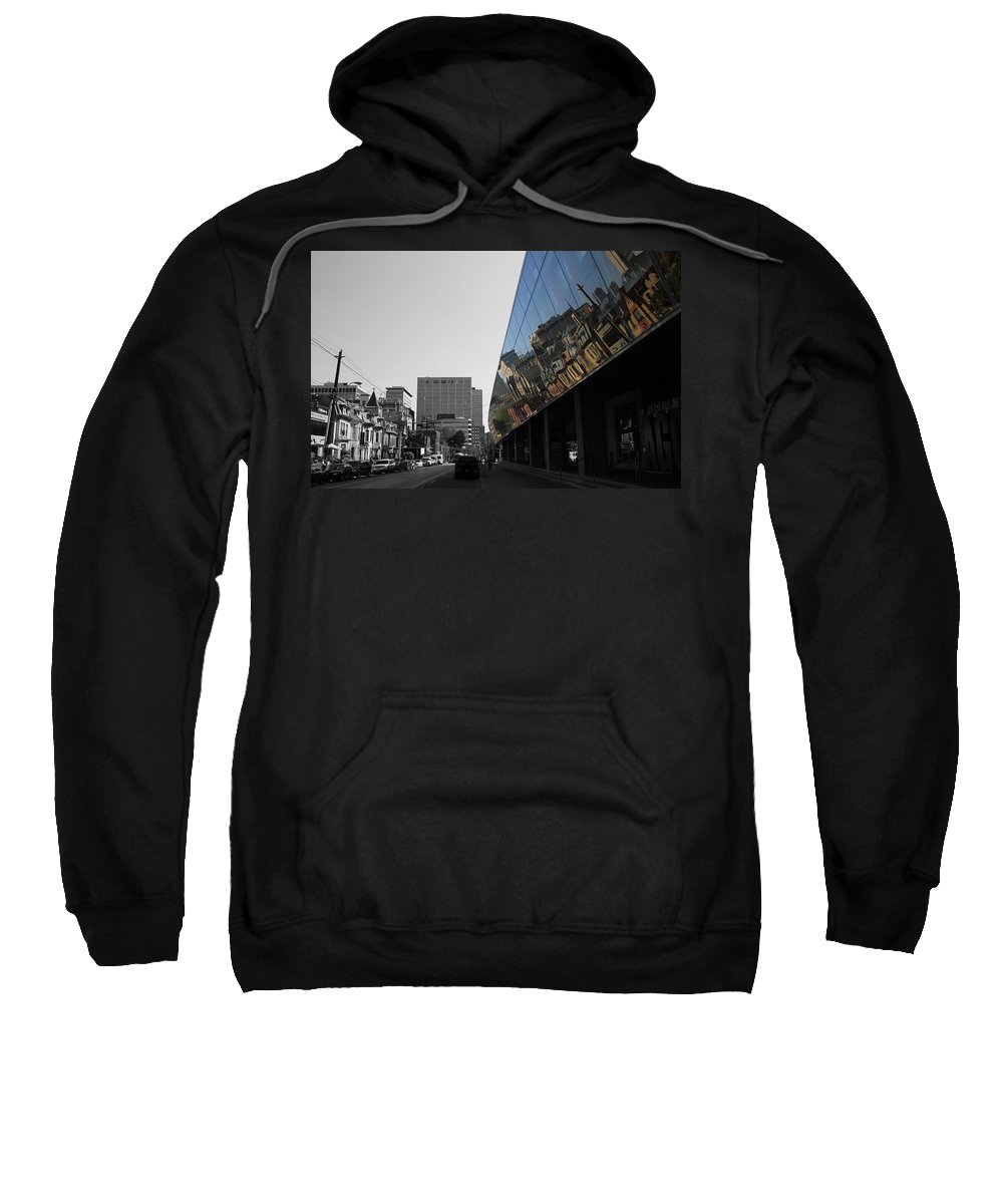 Toronto Sweatshirt featuring the photograph Art Gallery Of Ontario 2 by Andrew Fare
