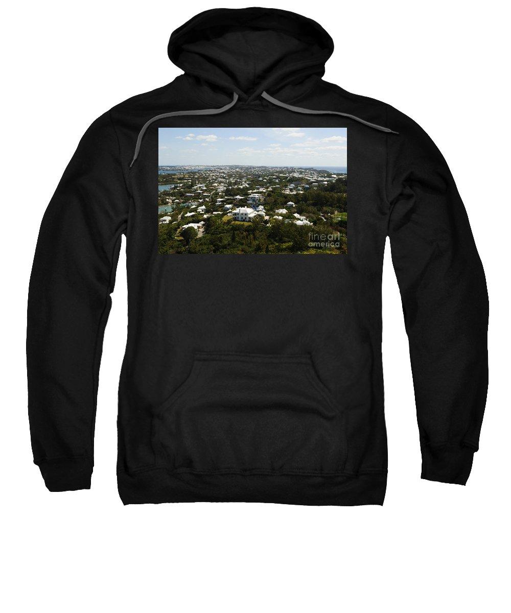 Bermuda Sweatshirt featuring the photograph Beautiful Bermuda by Luke Moore