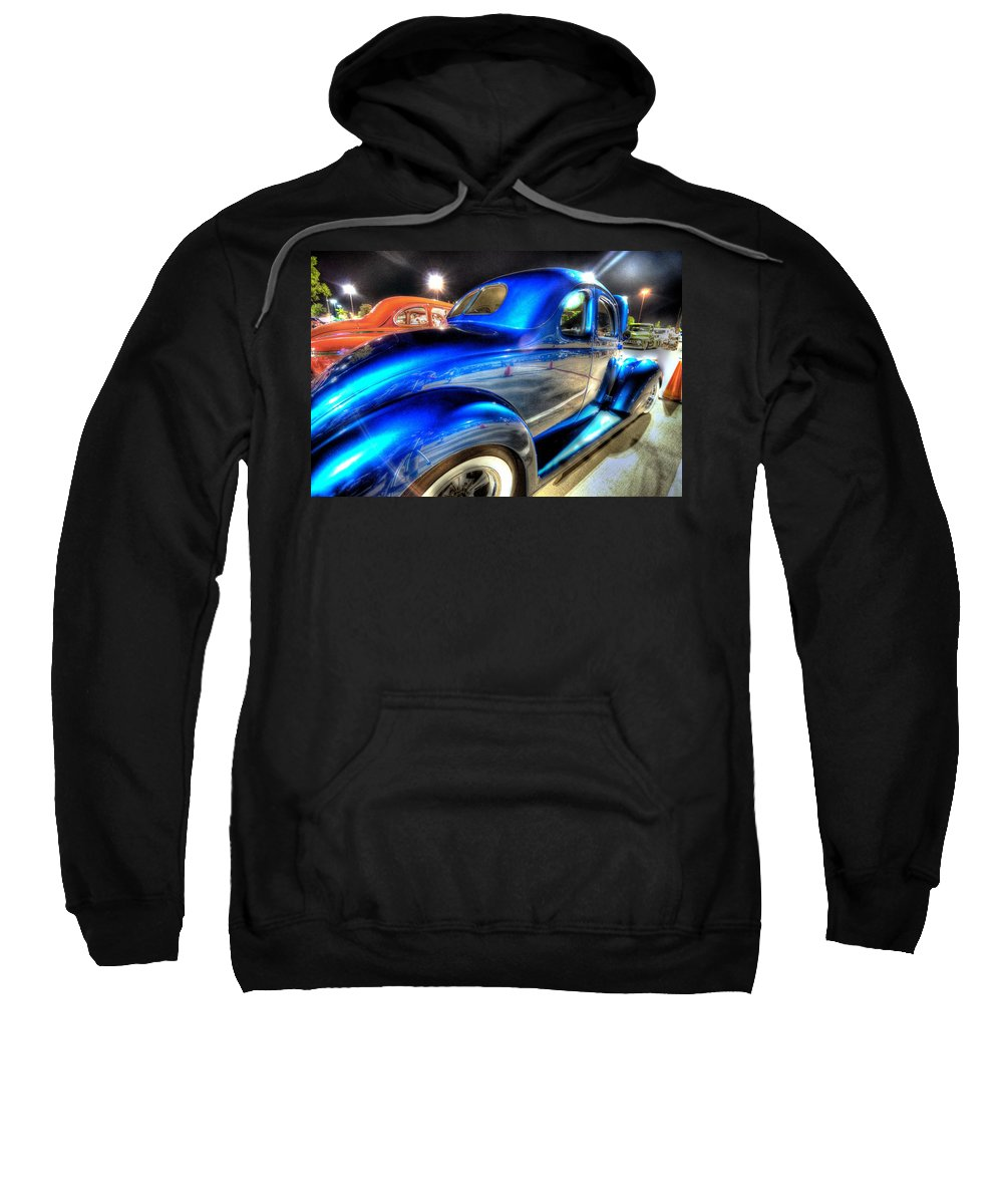 Car Show Sweatshirt featuring the photograph Car Show 2 by David Morefield