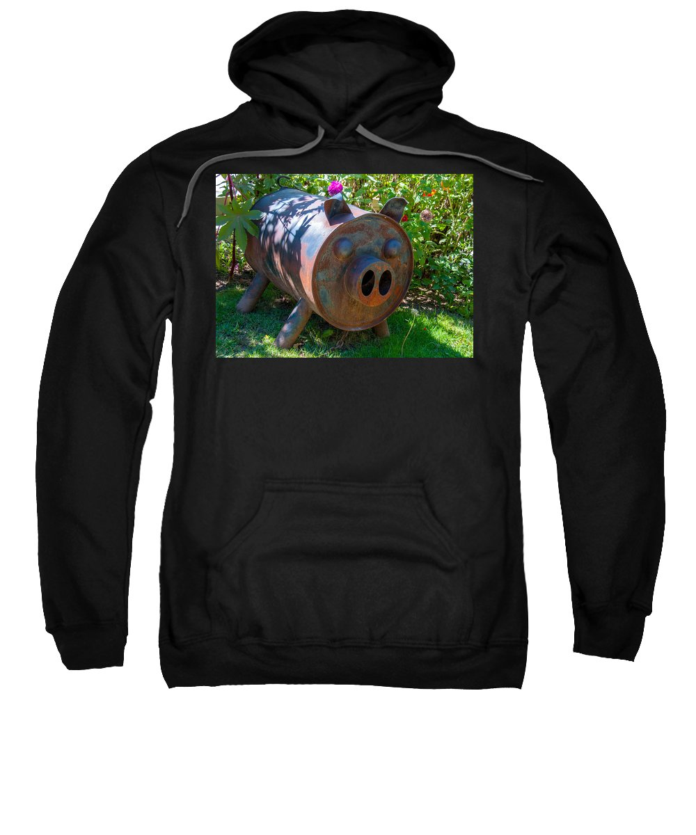 Guy Whiteley Photography Sweatshirt featuring the photograph El Puerco by Guy Whiteley