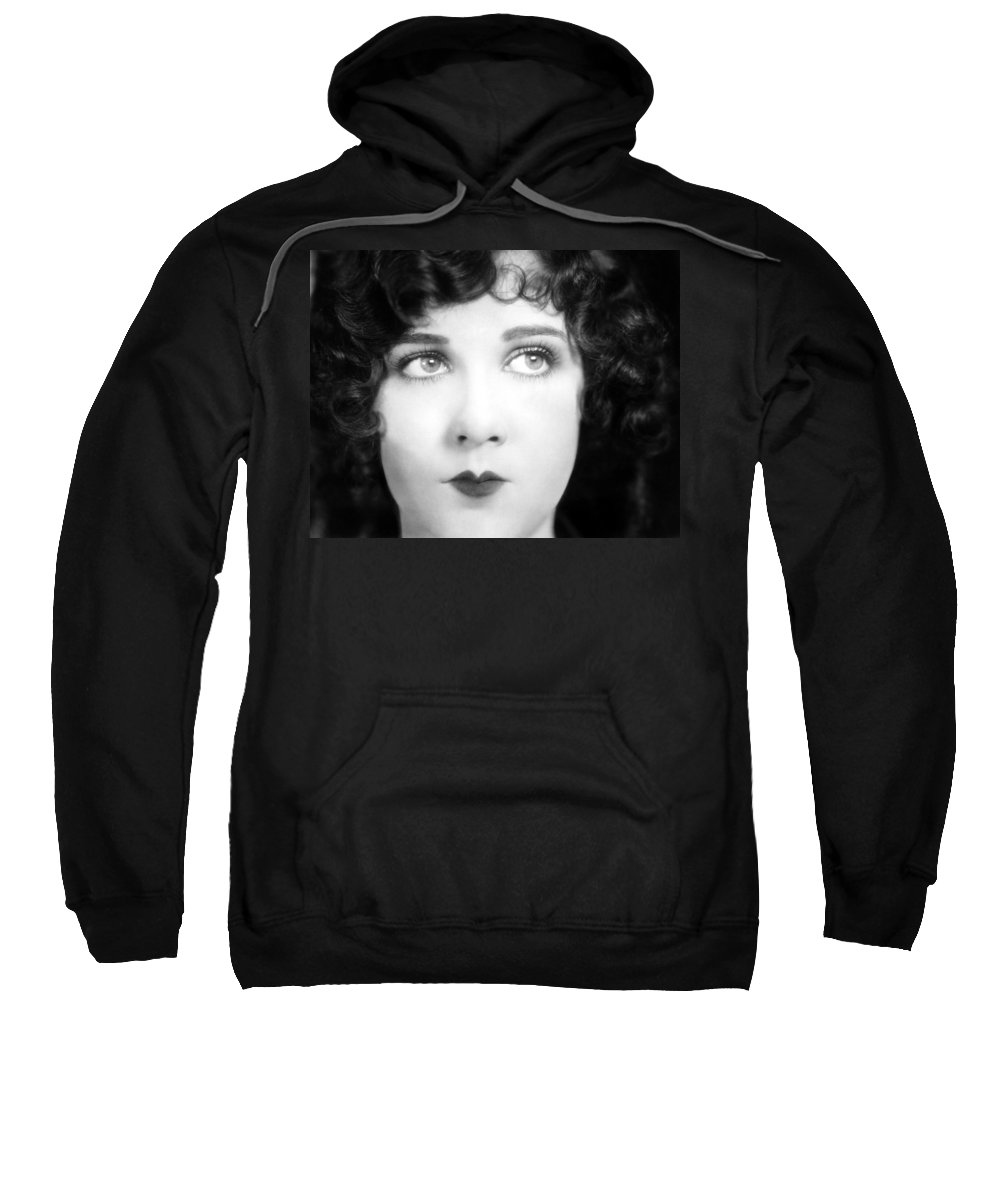 1930s Sweatshirt featuring the photograph Eyes: Mary Brian by Granger