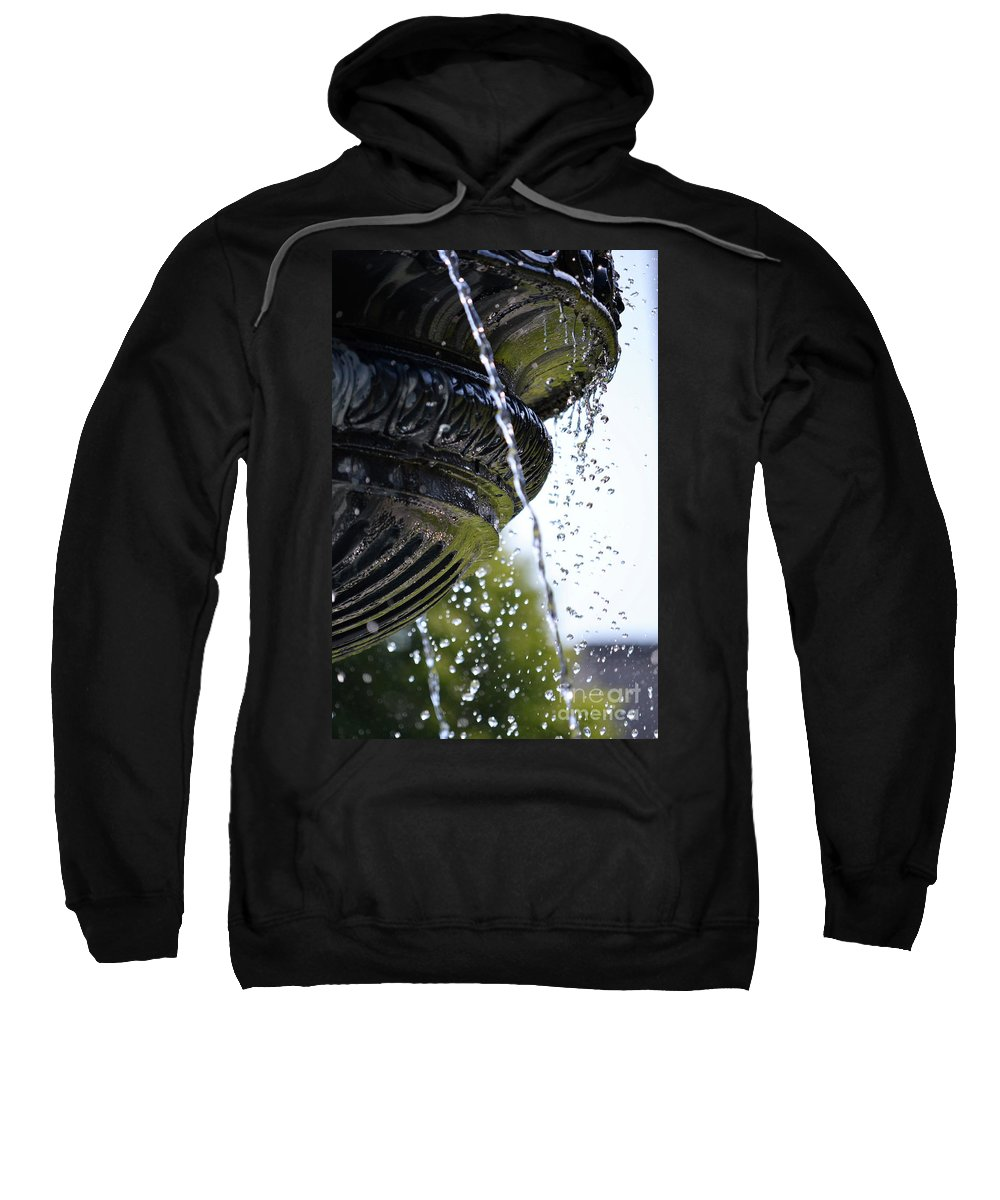British Columbia Sweatshirt featuring the photograph Grief by Traci Cottingham