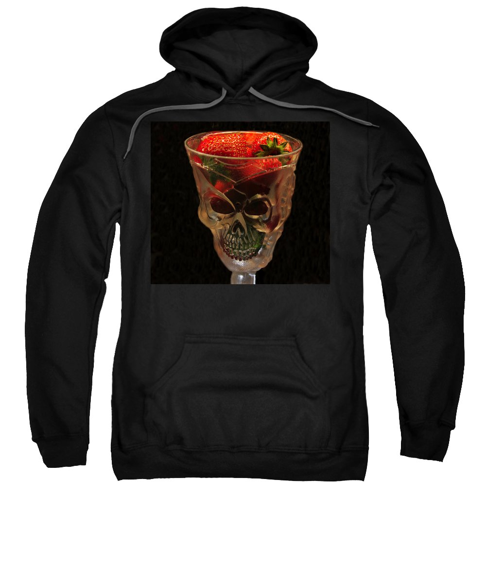 Desert Sweatshirt featuring the photograph Halloween Desert by David Lee Thompson