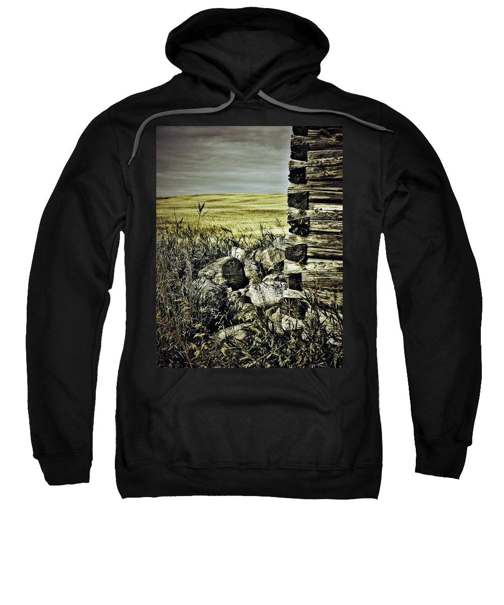 Photographer Sweatshirt featuring the photograph Hidden From Stones by The Artist Project