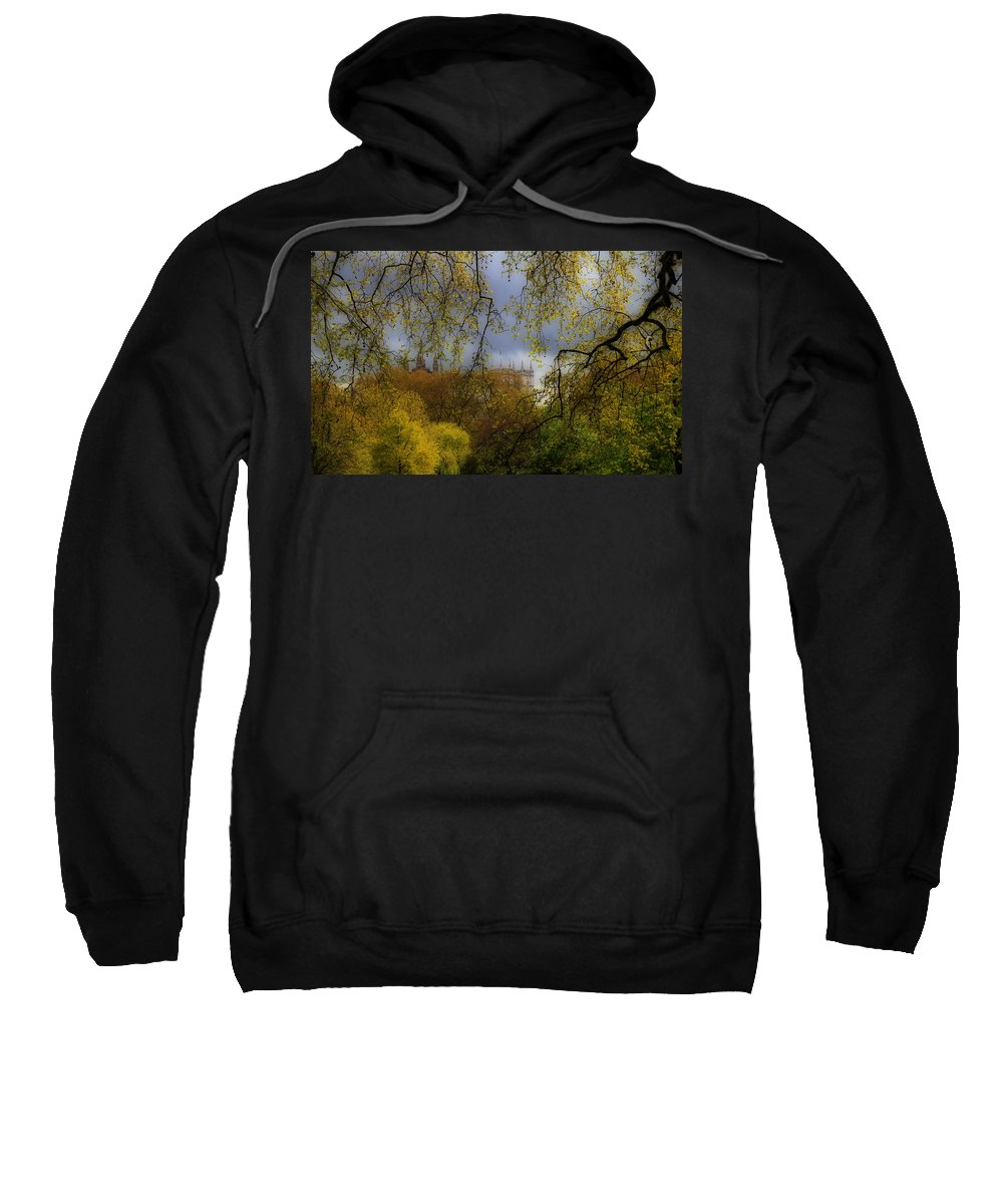 London Sweatshirt featuring the photograph London 1 by Andrew Fare