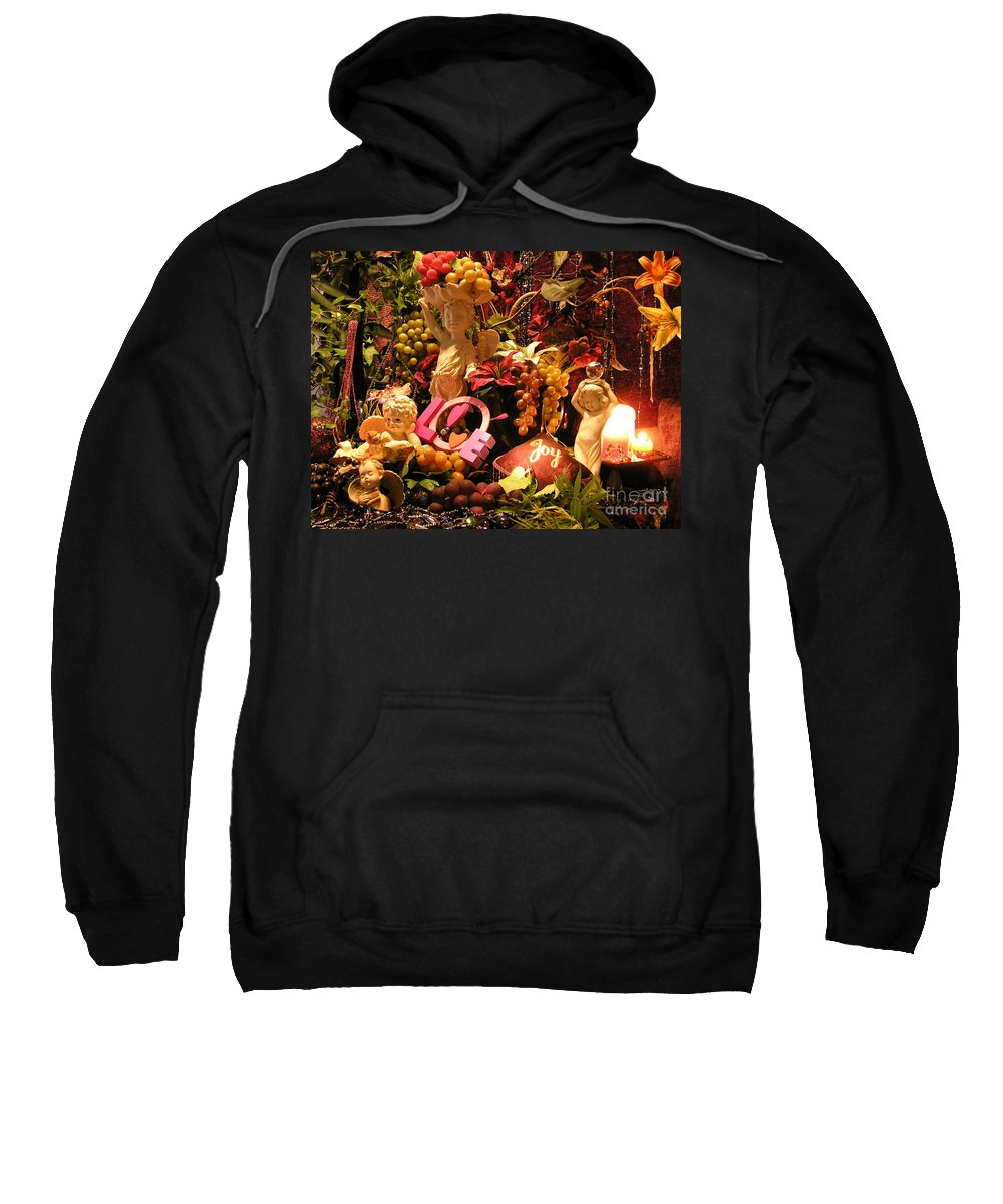 Love Sweatshirt featuring the photograph Love And Joy by Anthony Wilkening