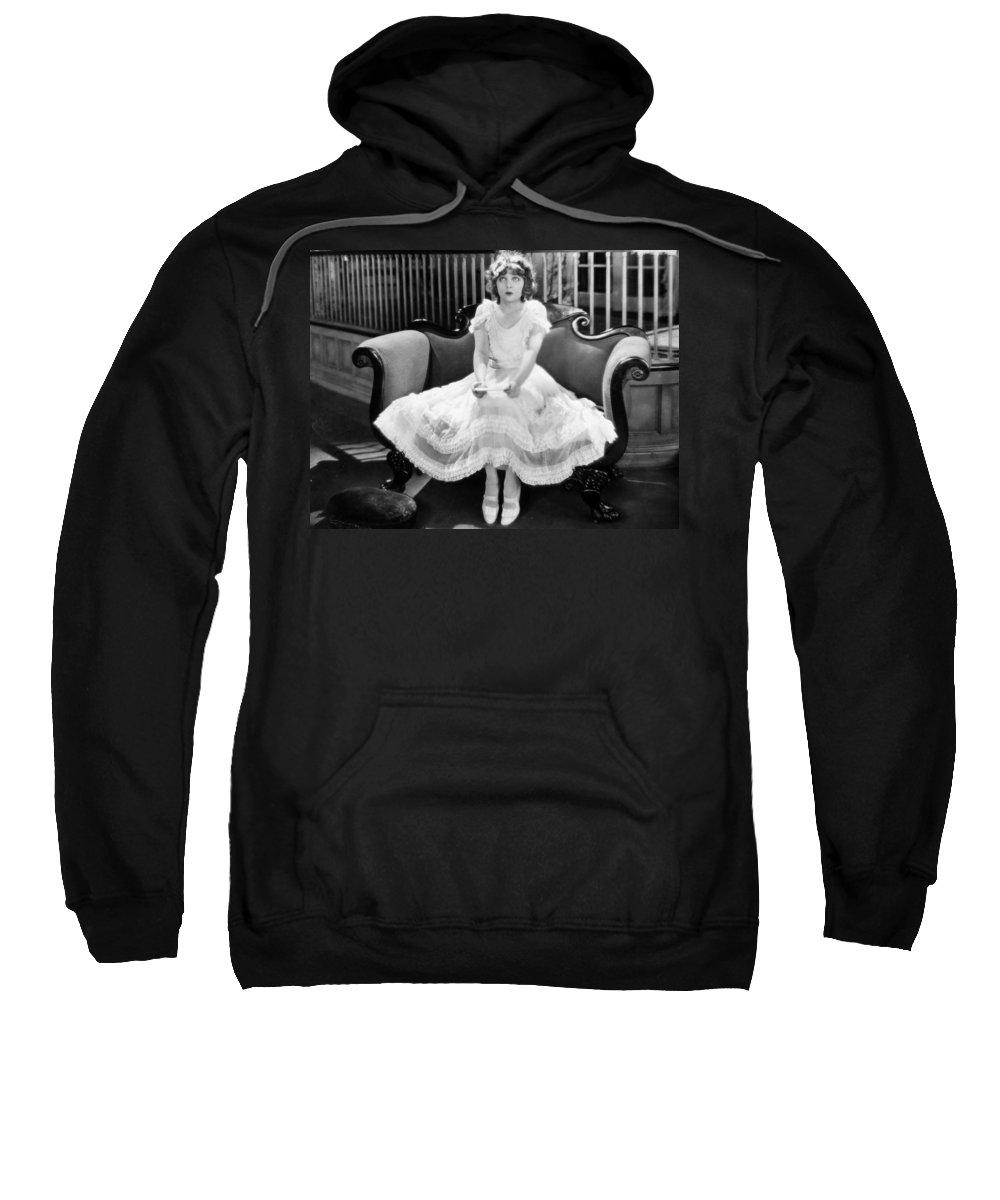 -women Single Figures- Sweatshirt featuring the photograph Loves Wilderness, 1924 by Granger