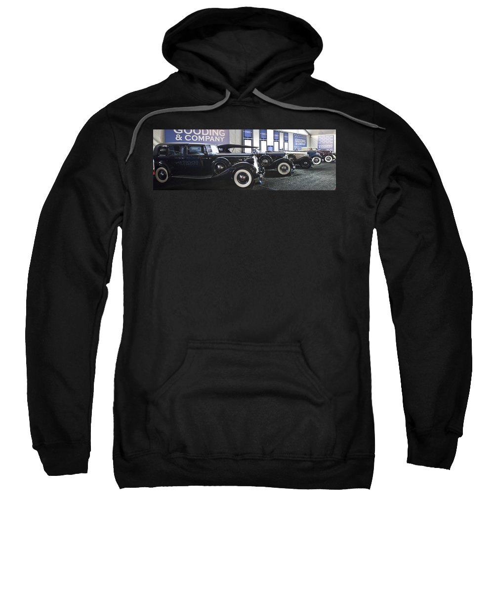 Sweatshirt featuring the photograph Moretti 04 by Jill Reger