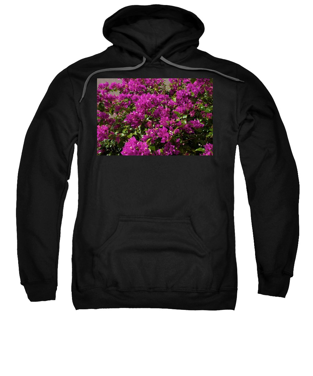 Ave Maria Sweatshirt featuring the photograph Over by Joseph Yarbrough