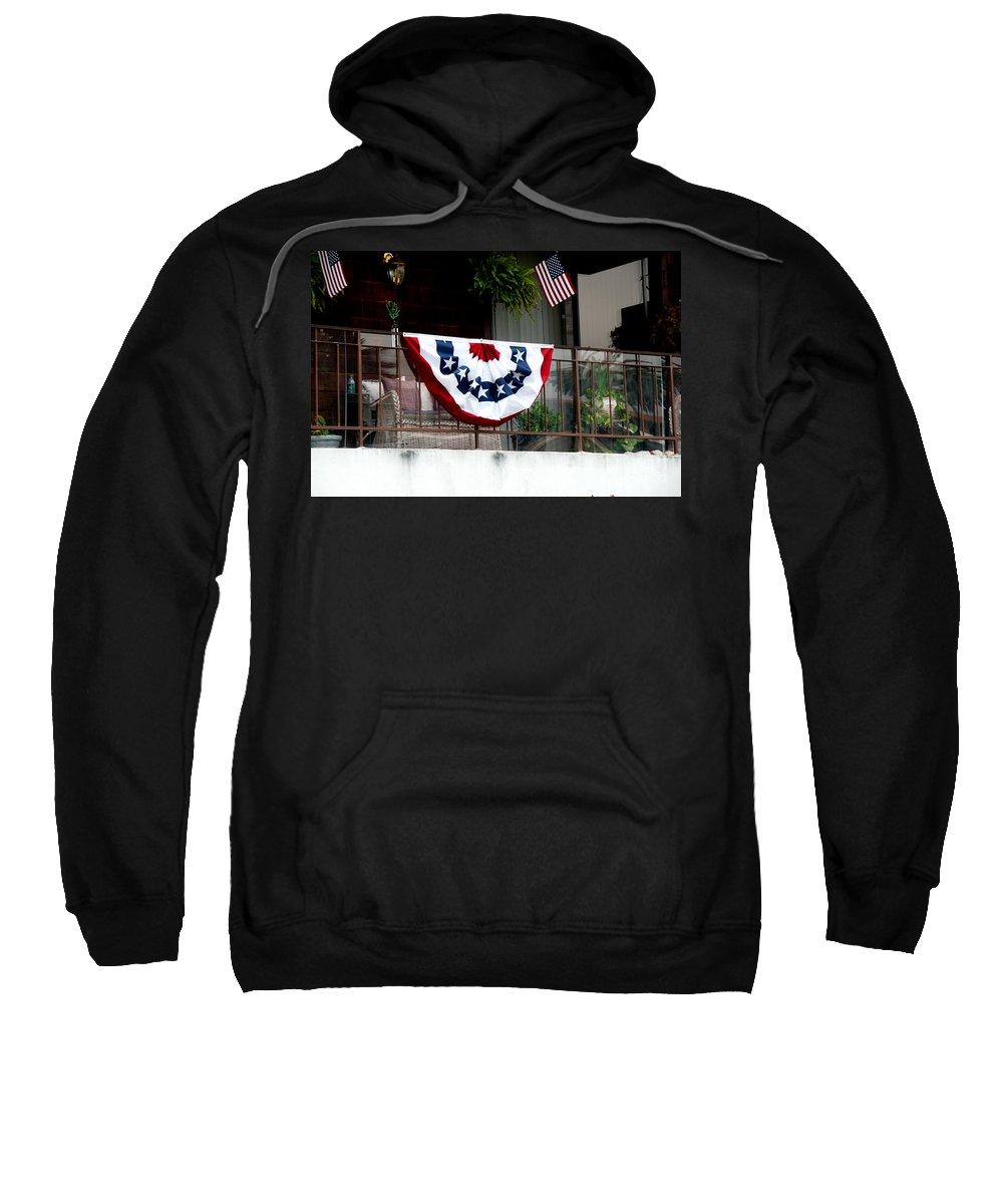 American Sweatshirt featuring the digital art San Diego Waterfront by Carol Ailles