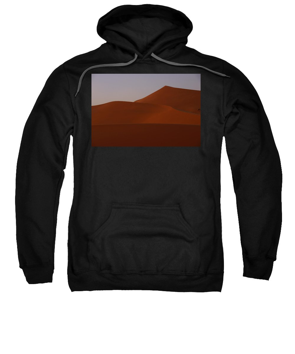Sand Sweatshirt featuring the photograph Sand Dunes by Ivan Slosar