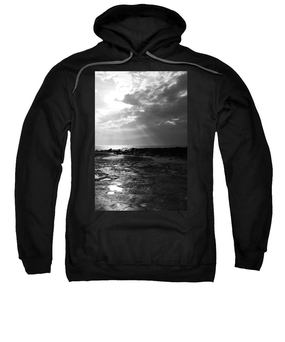 Sky Sweatshirt featuring the photograph Sky Window V2 by Douglas Barnard
