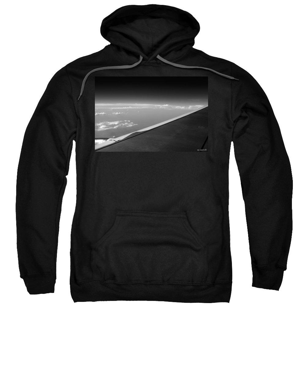 Sleeper Sweatshirt featuring the photograph Sleeper by Ed Smith