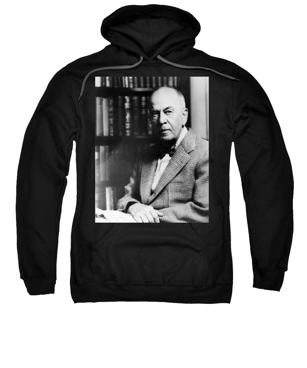 1950s Sweatshirt featuring the photograph Stephen C. Clark (1882-1960) by Granger