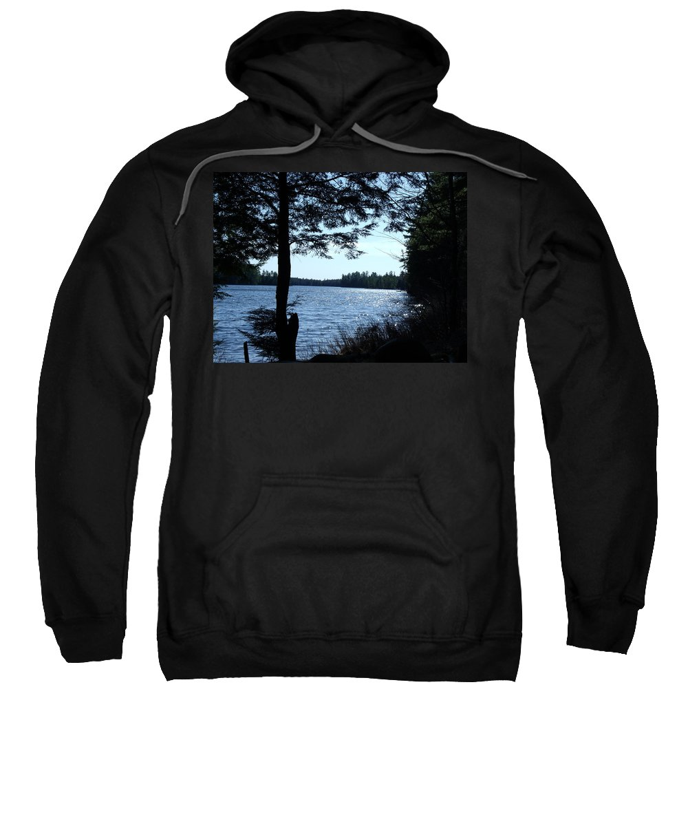 Water Sweatshirt featuring the photograph Stillwater Ny by Dennis Comins
