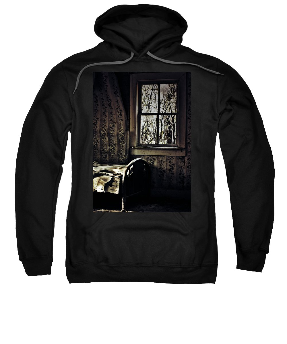 Jerry Cordeiro Sweatshirt featuring the photograph Teenage Sneak Outs by The Artist Project