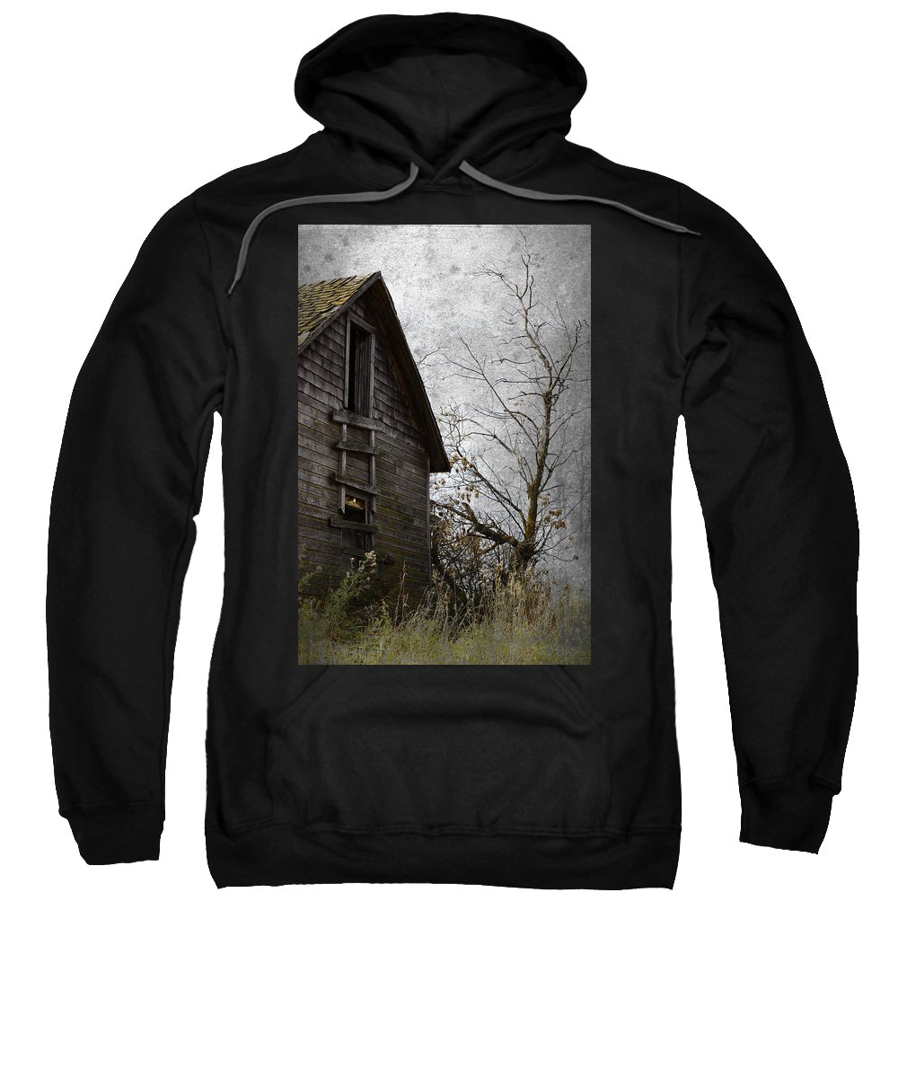 : Jerry Cordeiro Framed Prints Framed Prints Photographs Photographs Photographs Photographs Sweatshirt featuring the photograph The Cowards Climb by The Artist Project