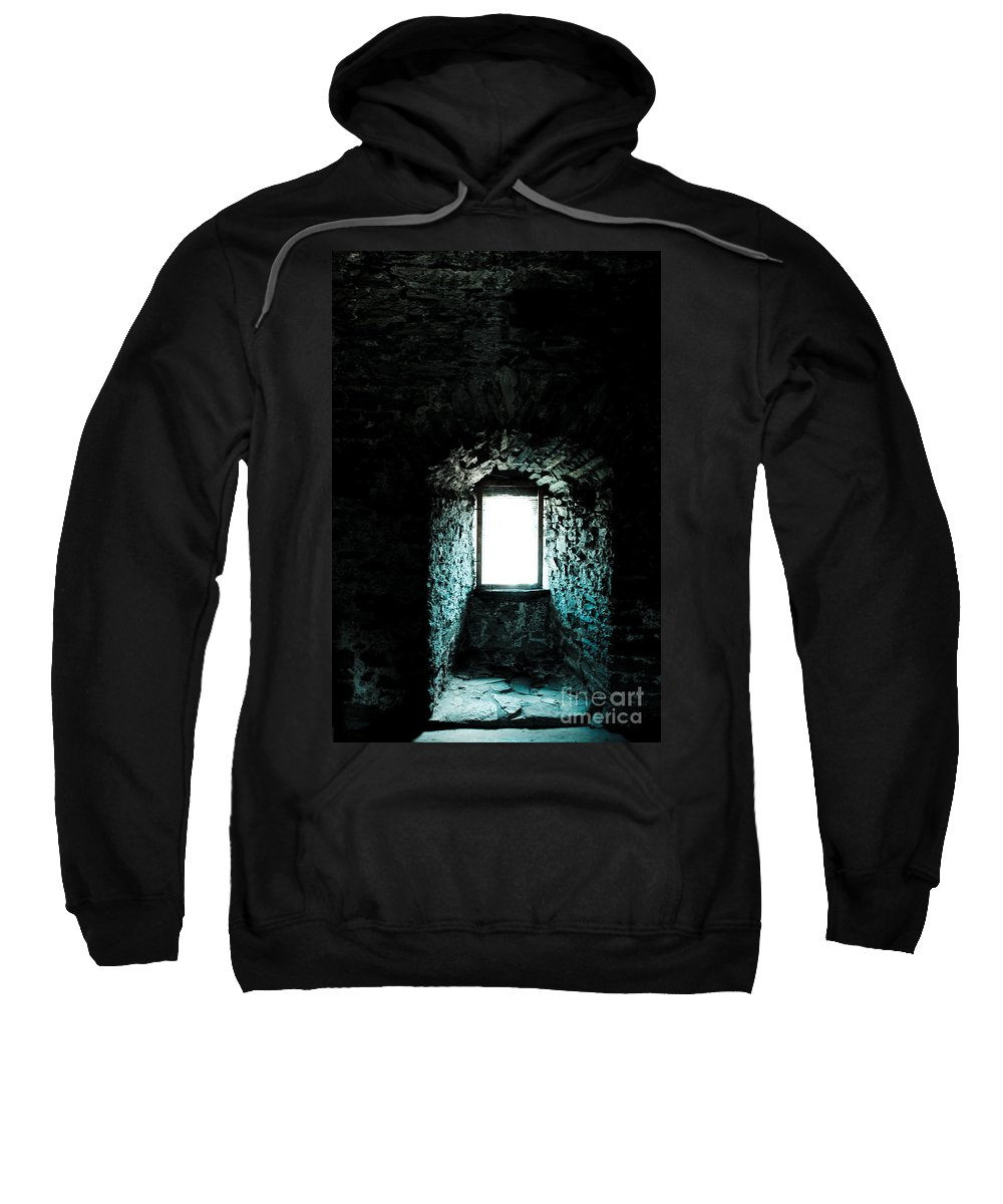 Escape Sweatshirt featuring the photograph The Escape by Syed Aqueel