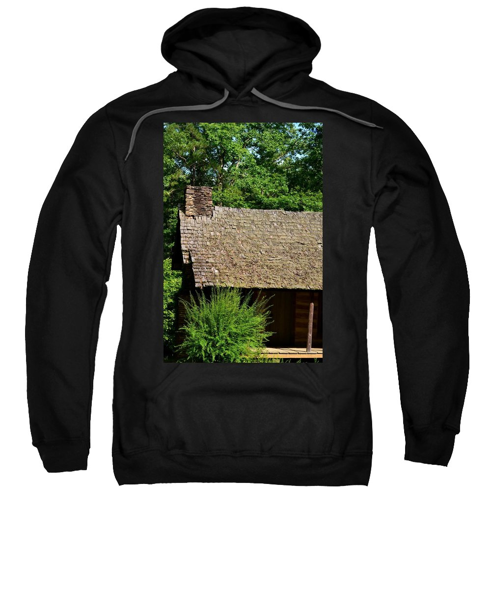 House Sweatshirt featuring the photograph The Old House by Maria Urso