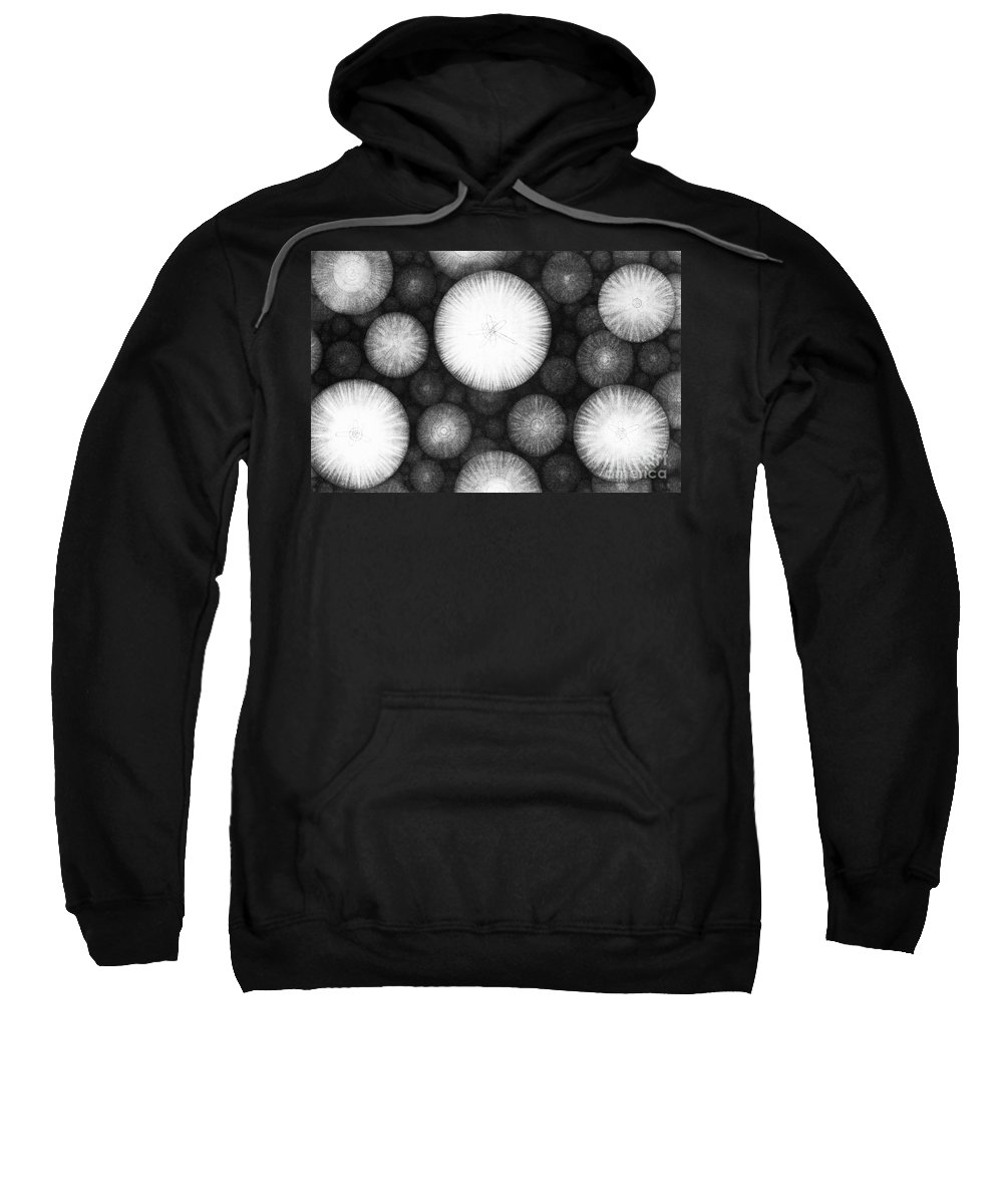 1750 Sweatshirt featuring the photograph Theory Of The Universe by Granger