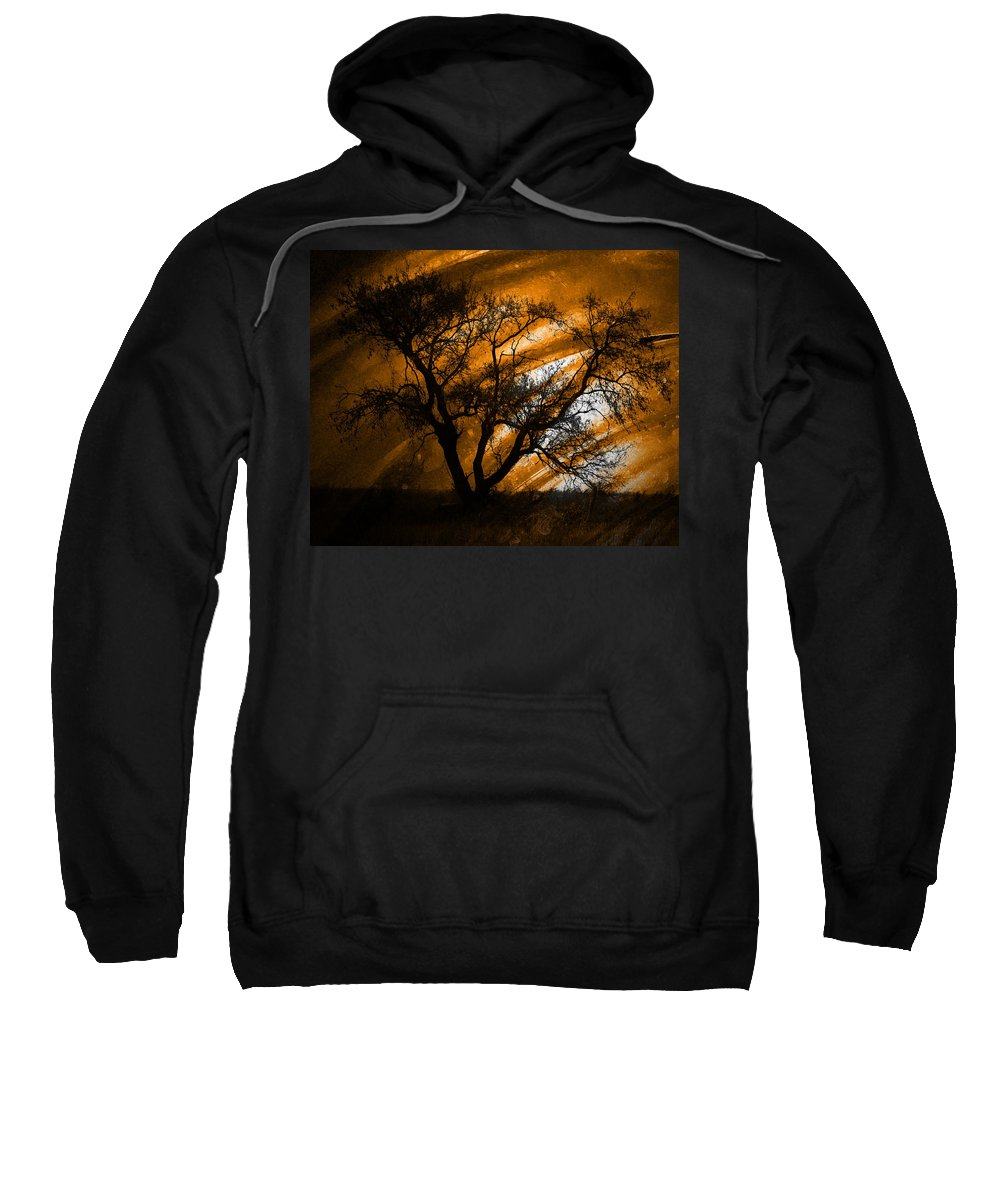 : Jerry Cordeiro Photographs Sweatshirt featuring the photograph Wave Of The Hand by The Artist Project