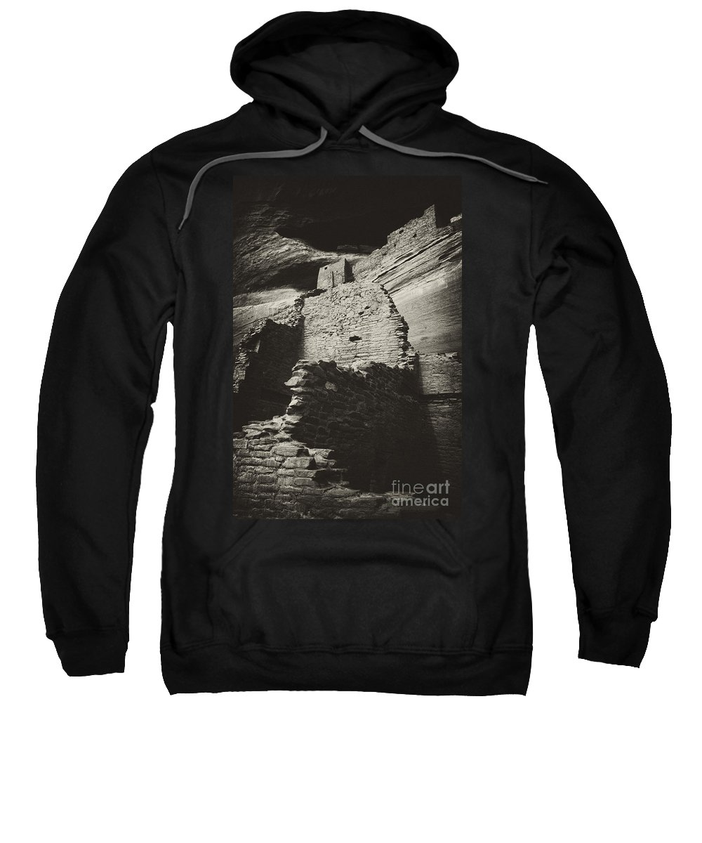 White Room House Sweatshirt featuring the photograph White Room House 2 by Paul W Faust - Impressions of Light