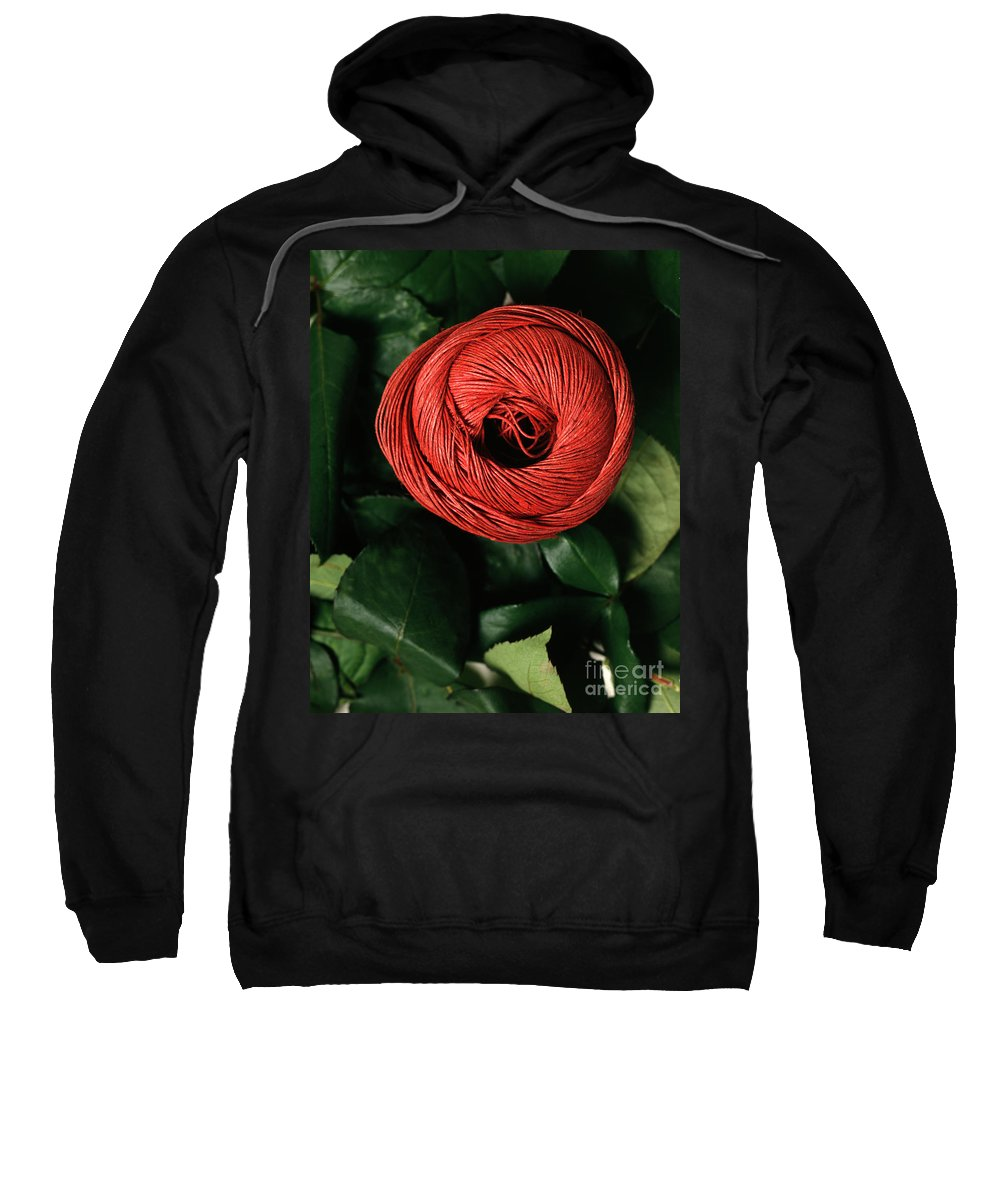 Arty Sweatshirt featuring the photograph Blossom by Stefania Levi