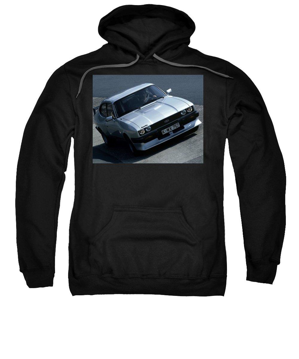 Classic Sweatshirt featuring the digital art Classic by Bert Mailer