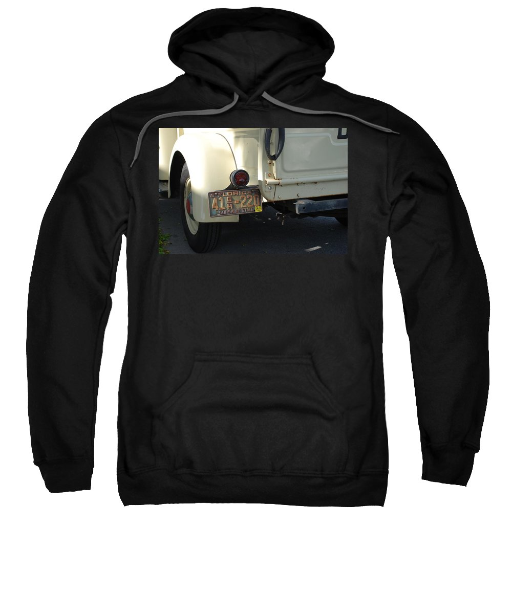 Truck Sweatshirt featuring the photograph Dodge by Rob Hans