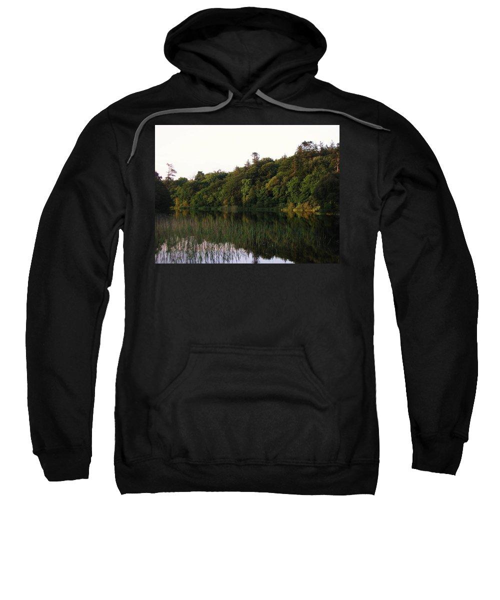 Landscape Sweatshirt featuring the photograph Lough Gill Co Sligo Ireland by Louise Macarthur Art and Photography