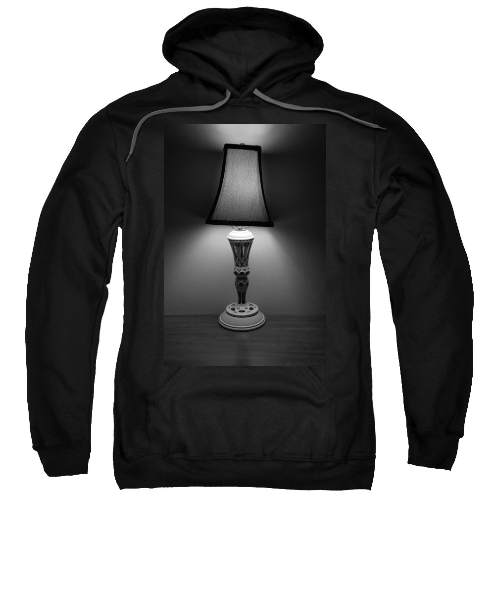 Lights Sweatshirt featuring the photograph The Lamp by Rob Hans
