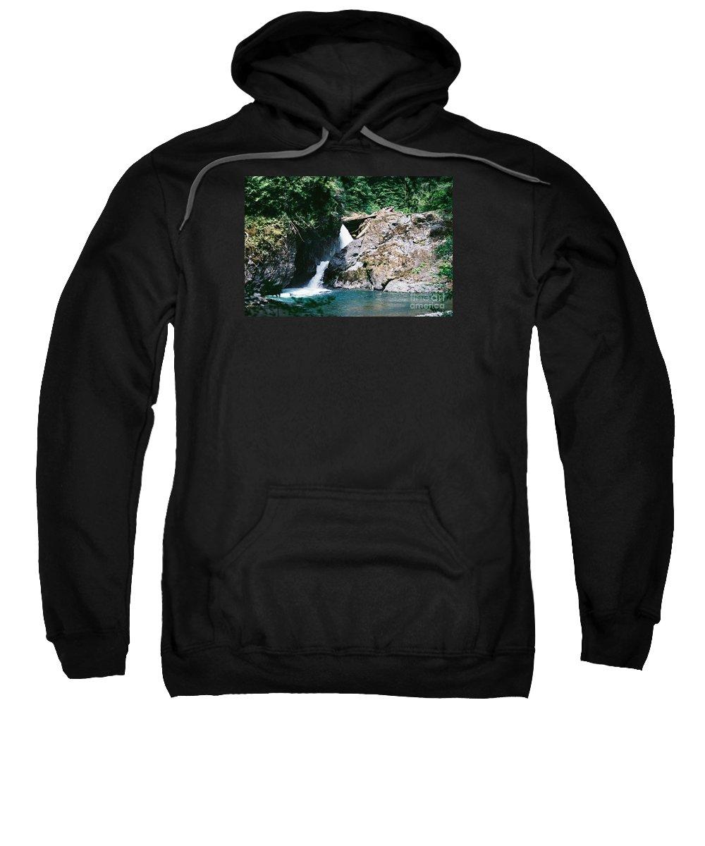 Landscape Sweatshirt featuring the photograph Untitled by John Huntsman
