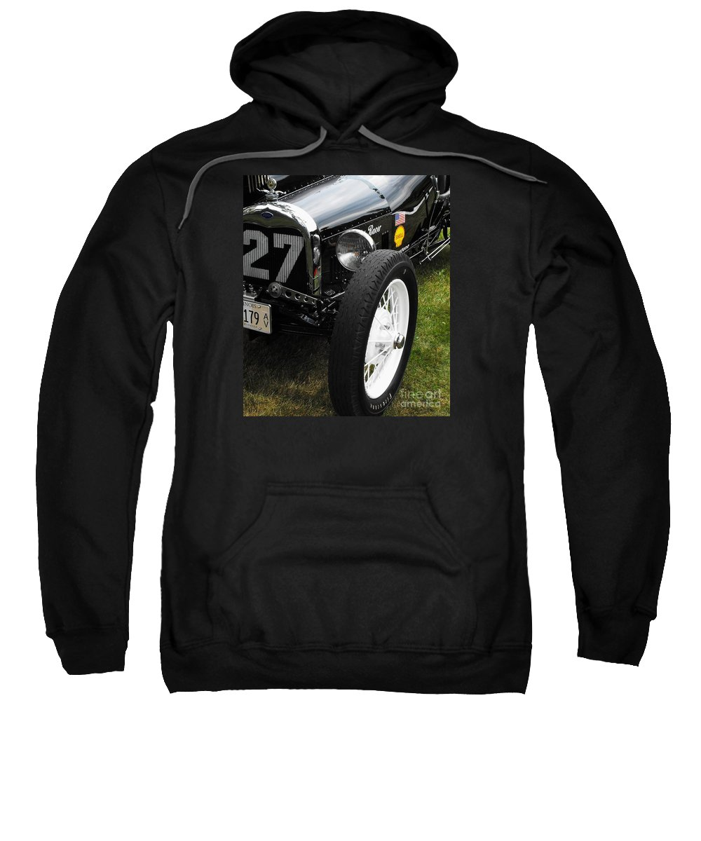 Ford Sweatshirt featuring the photograph 1920-1930 Ford Racer by Neil Zimmerman