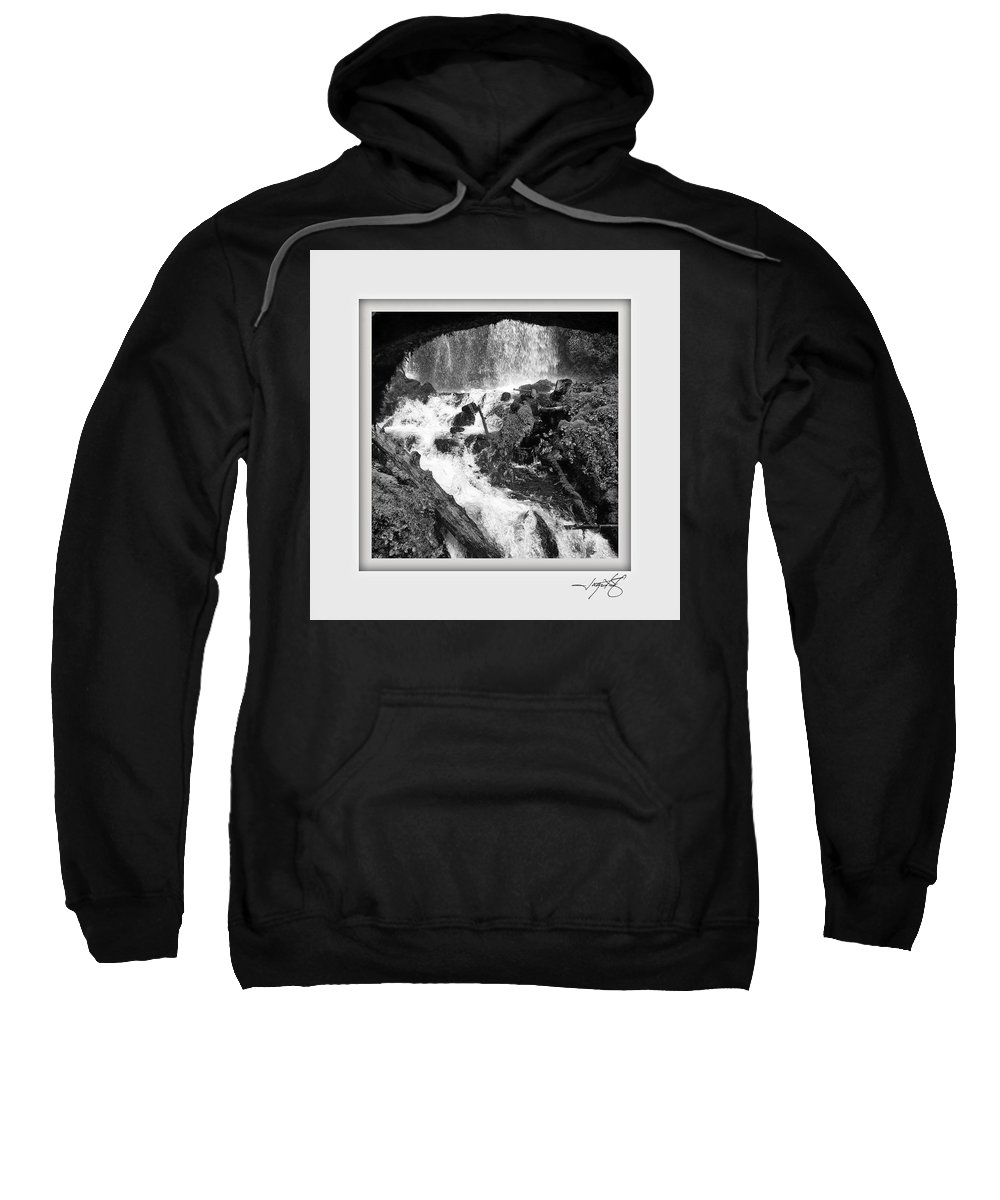Columbia Gorge Sweatshirt featuring the photograph Columbia Gorge 4 by Ingrid Smith-Johnsen