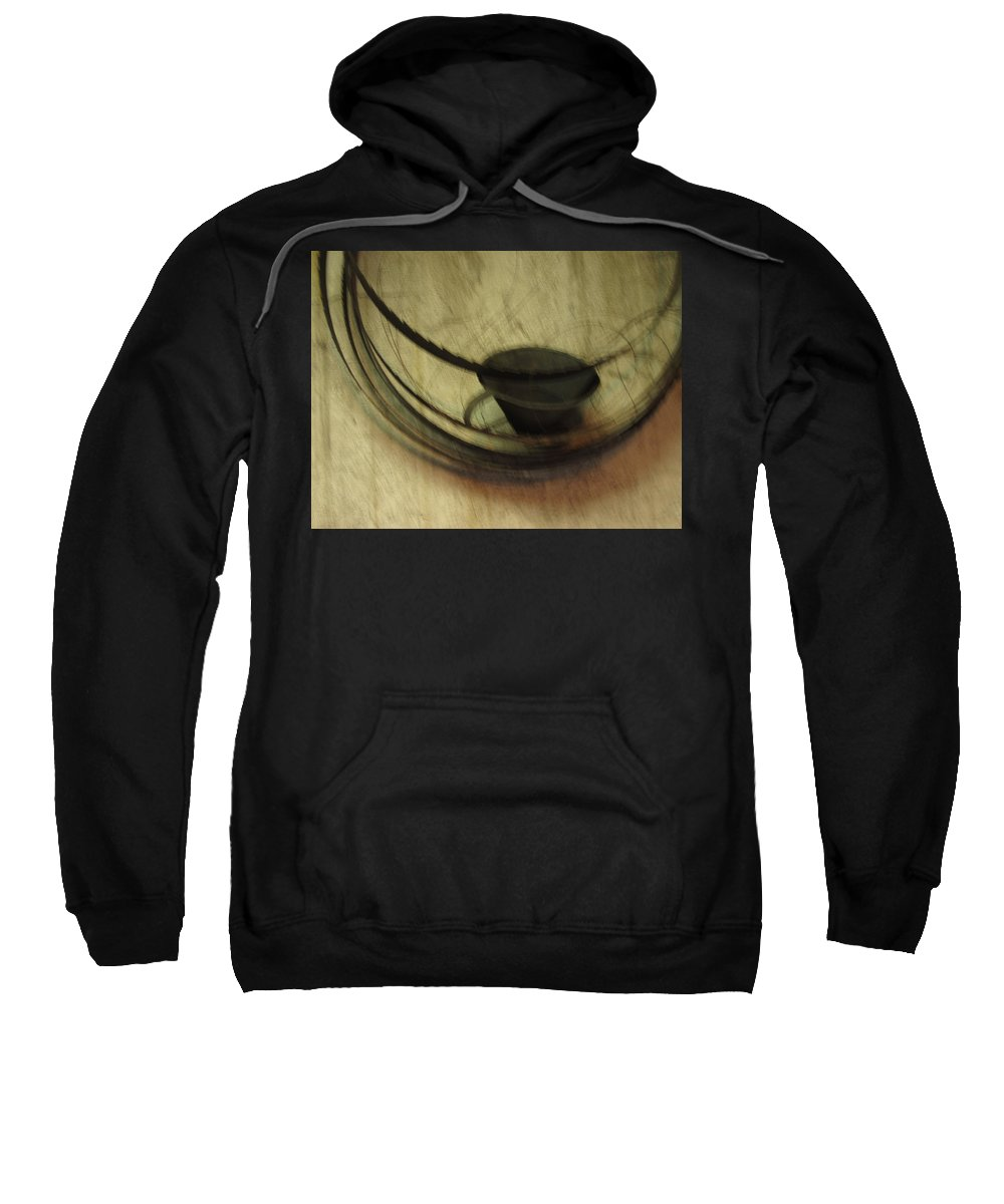 Sweatshirt featuring the photograph In Old Workshop by Jovana Babic