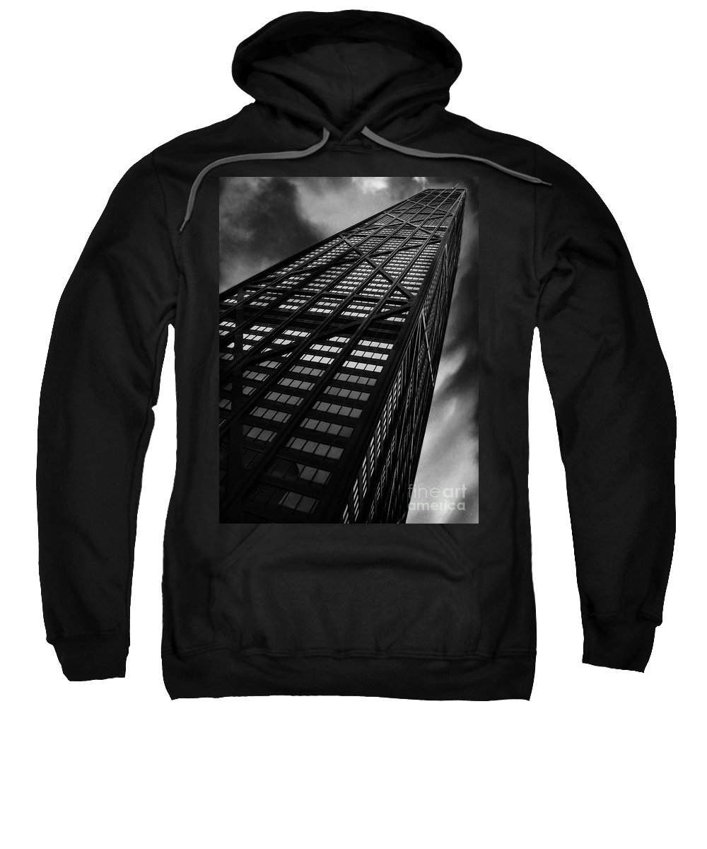 City Sweatshirt featuring the photograph Limitless by Dana DiPasquale