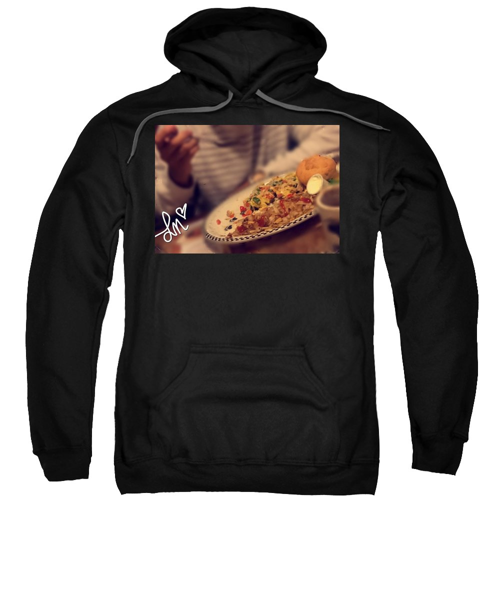 Sweatshirt featuring the photograph Simplicity by Leticia Meza