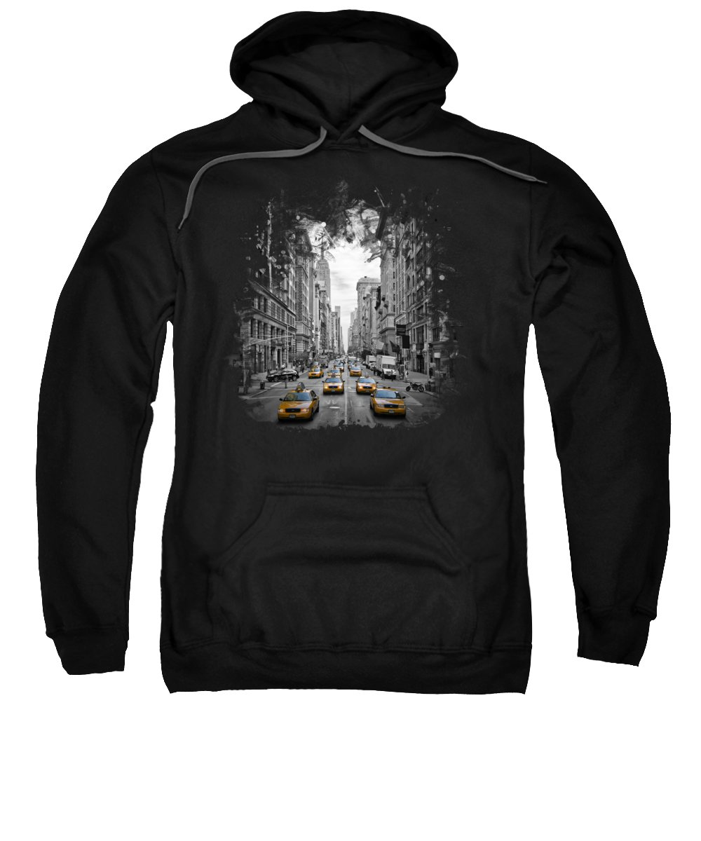 Broadway Hooded Sweatshirts T-Shirts