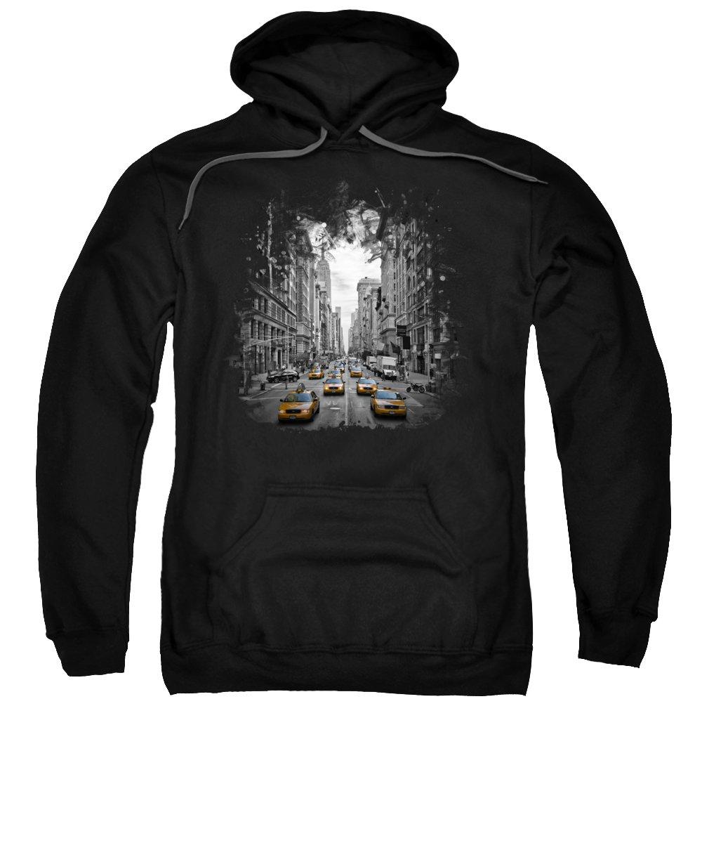 Broadway Hooded Sweatshirts T-Shirts