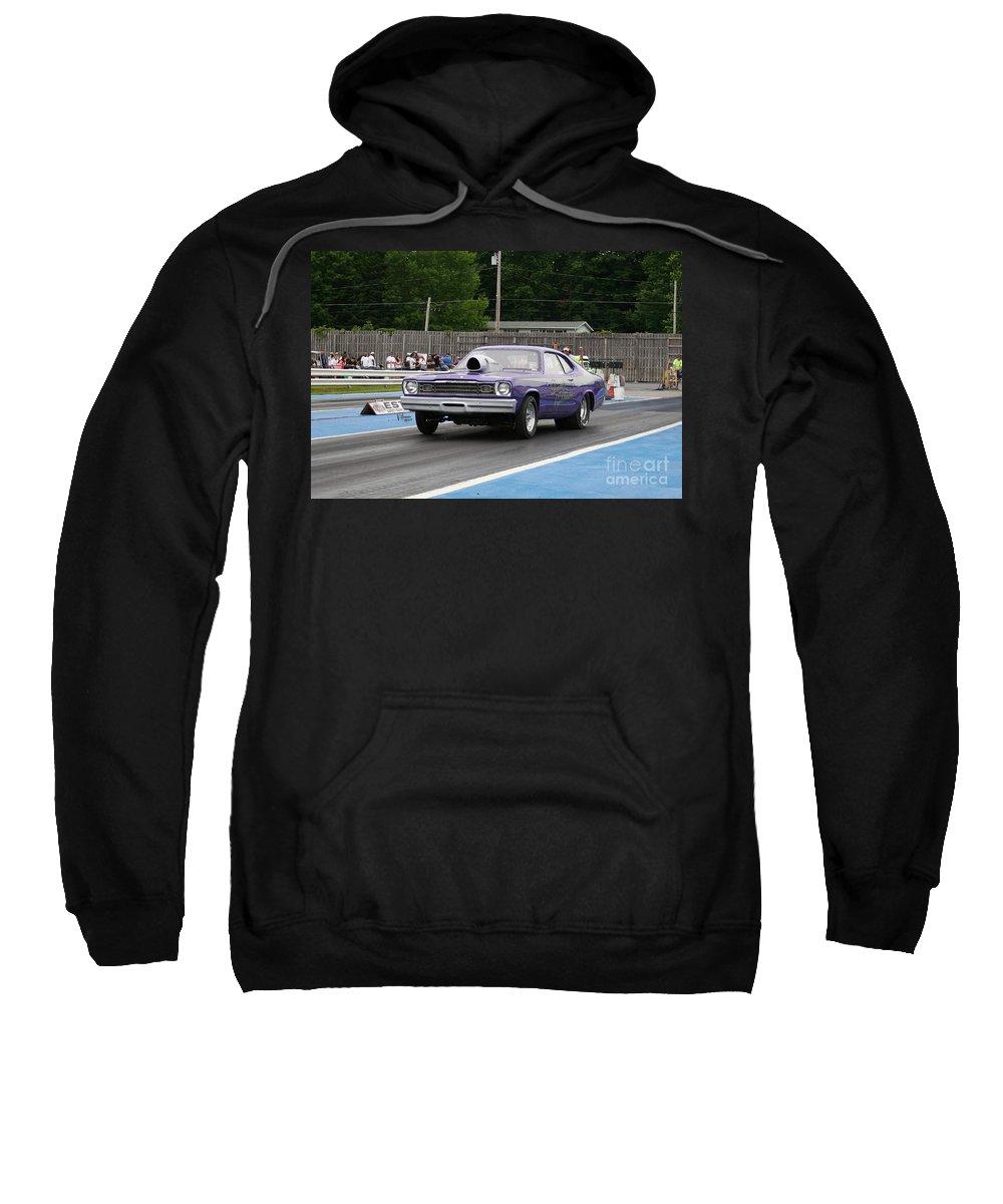 06-15-2015 Sweatshirt featuring the photograph 9134 06-15-2015 Esta Safety Park by Vicki Hopper