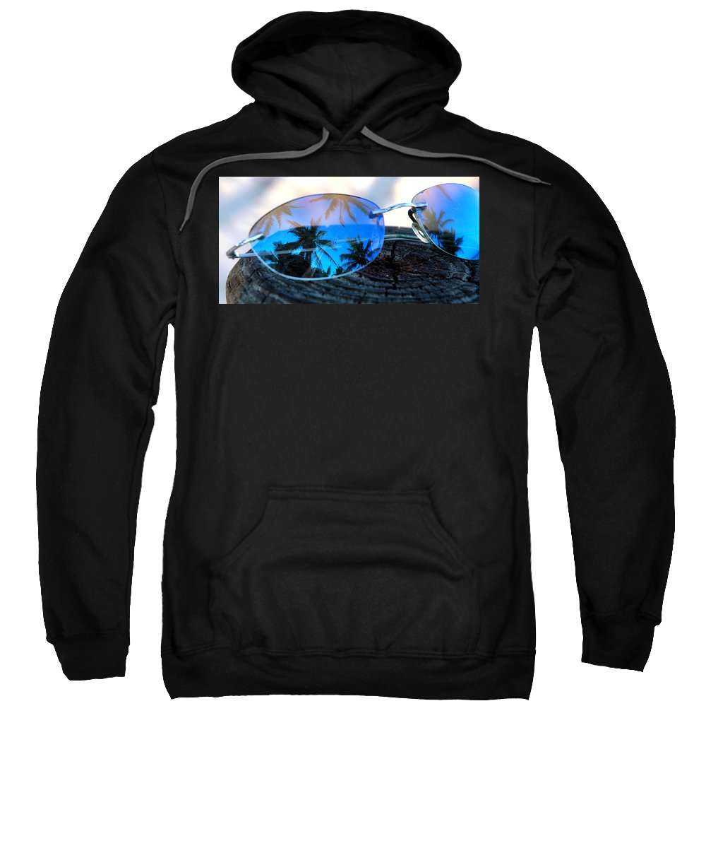 Sunglasses Sweatshirt featuring the photograph A Nice Dream by Susanne Van Hulst
