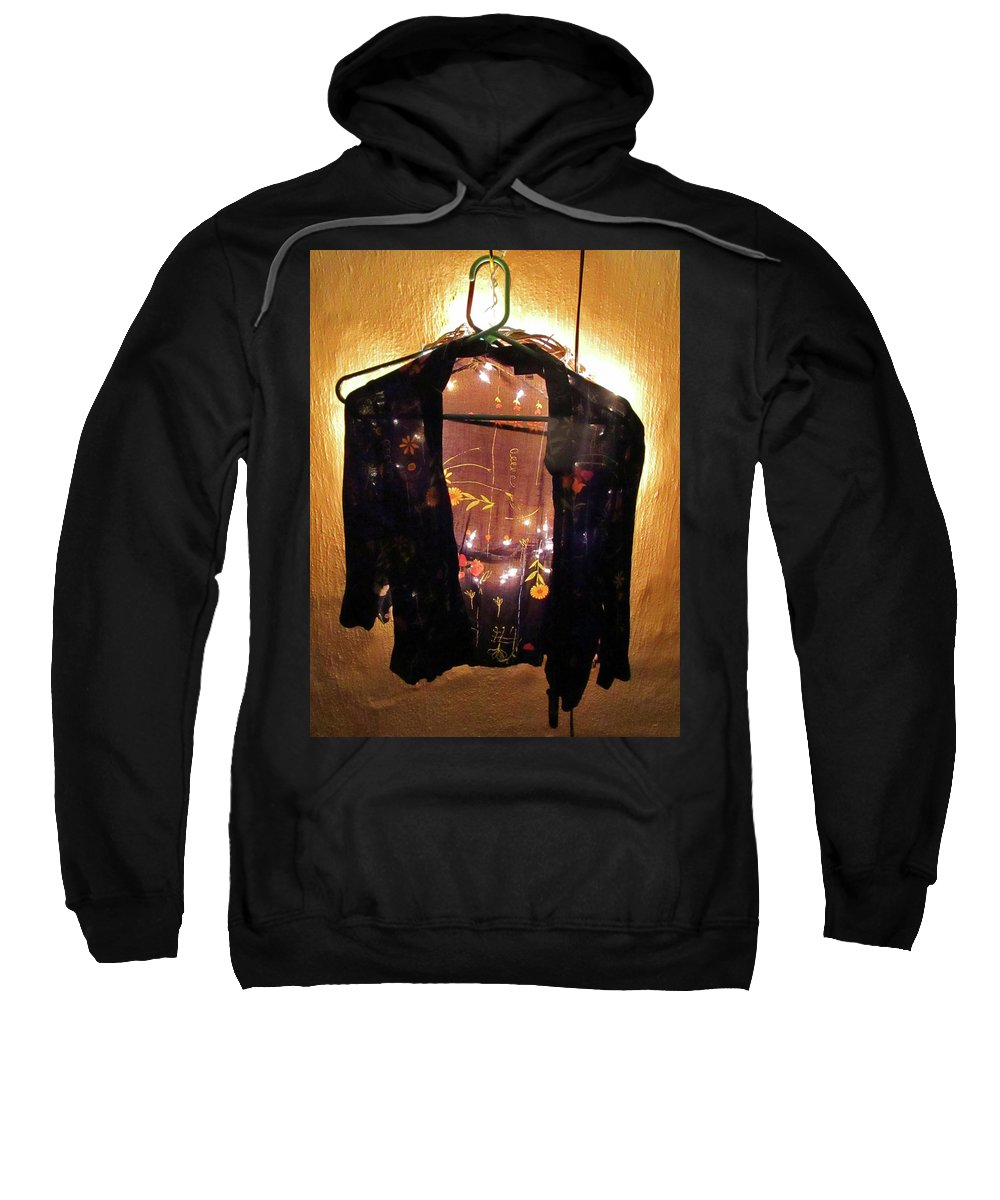 Translucent Sweatshirt featuring the photograph A Playful Translucence by Ted M Tubbs