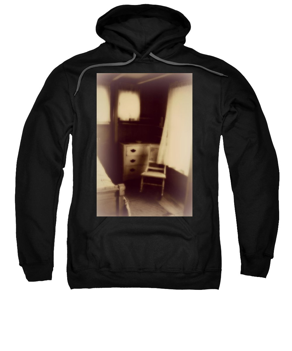 Room Sweatshirt featuring the photograph A Window Into The Ocean by Jessica Kristoff