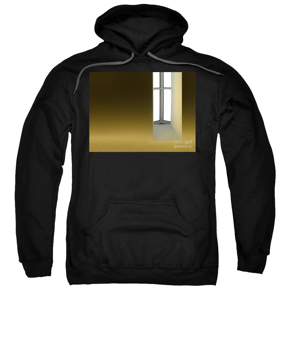 Architecture Sweatshirt featuring the photograph Above Series 2.0 by Dana DiPasquale