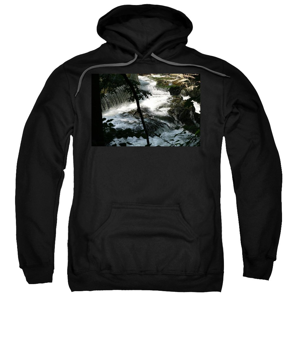 Africa Sweatshirt featuring the photograph Africa 2 by Paul SEQUENCE Ferguson       sequence dot net