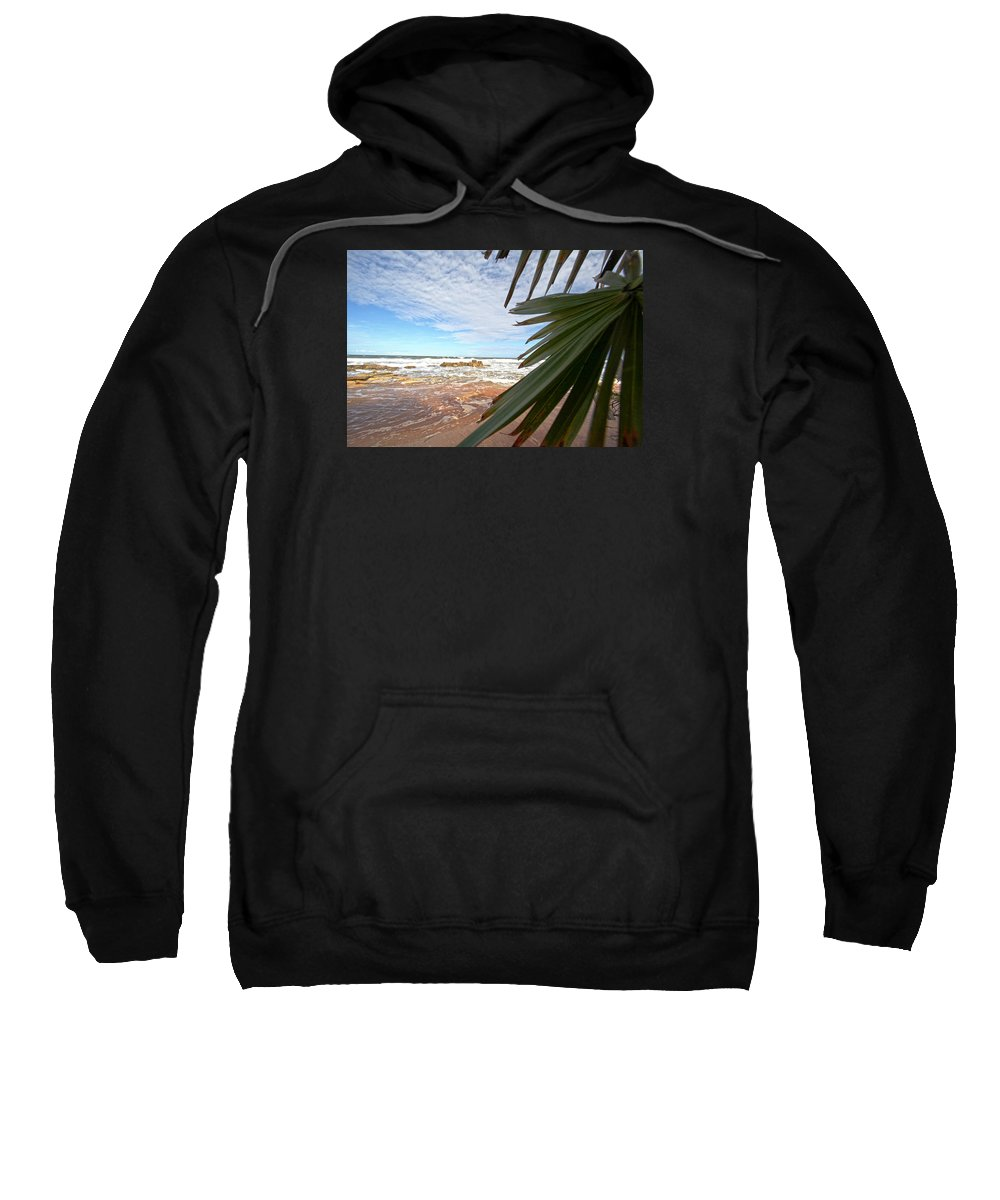 Ocean Sweatshirt featuring the photograph After The Storm by Robert Och