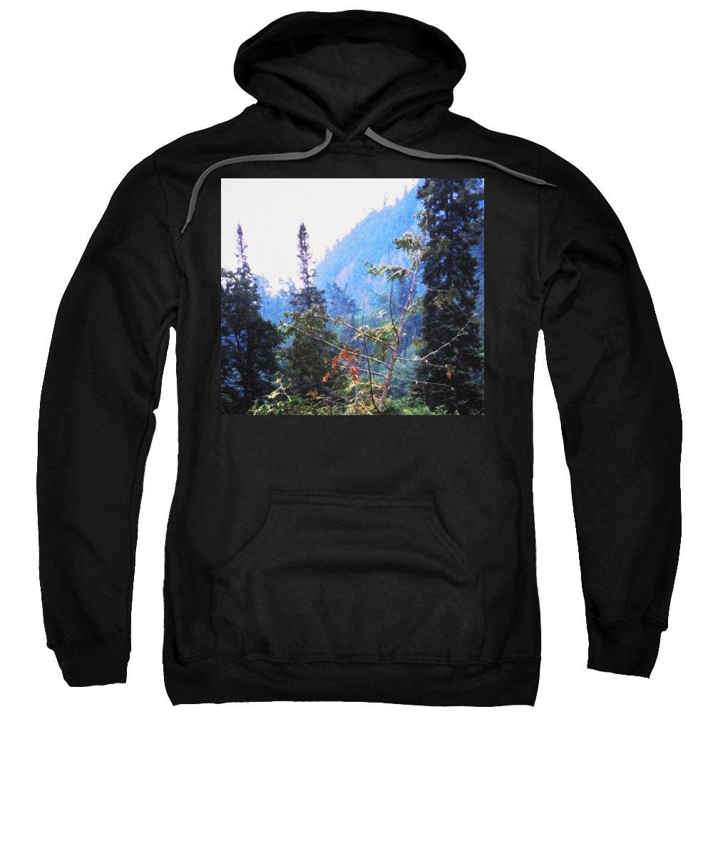 Agawa Sweatshirt featuring the photograph Agawa Canyon by Ian MacDonald